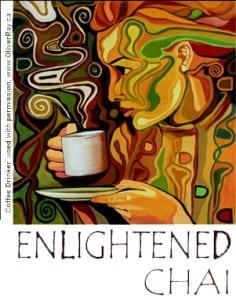 Enlightened Chai Logo