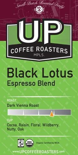 Black Lotus Espresso Blend