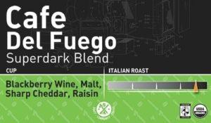 Cafe del Fuego