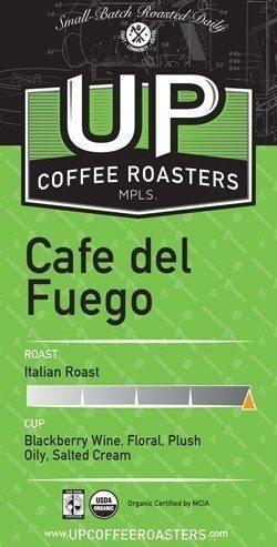 Cafe del Fuego Blend
