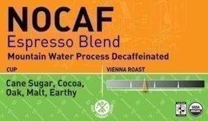 Decaf NoCaf