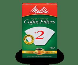 Melitta #2 Cone Filters