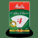 Melitta #4 Cone Filters (White) (40ct)