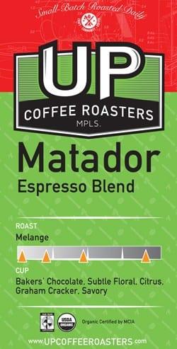 Matador Espresso Blend