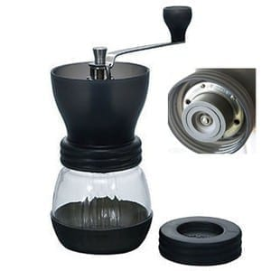 "Hario Ceramic Coffee Mill ""Hand-Grinder"" Skerton"