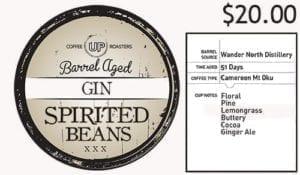 Gin, Wander North