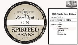 Spirited Beans Series – Gin, Wander North