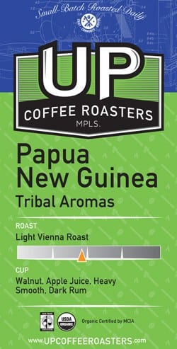 Papua New Guinea Tribal Aromas