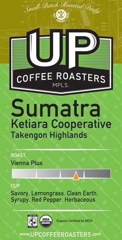 Sumatra Ketiara Cooperative, Takengon Highlands