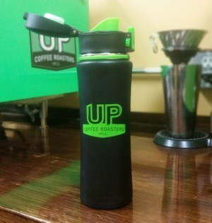 Up Logo Thermos