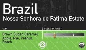 Brazil Nossa Senhora de Fatima Estate