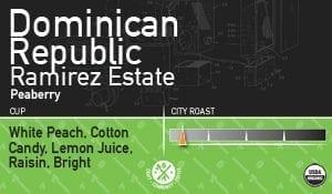 Dominican Republic, Ramirez Estate