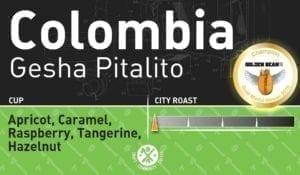 Colombia (Gesha)