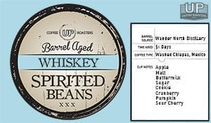 Spirited Beans Series – Wander North Distillery Whiskey