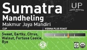 Sumatra Mandheling, Makmur Jaya Mandiri