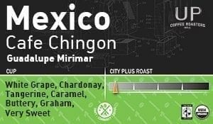 Mexico – Cafe Chingon