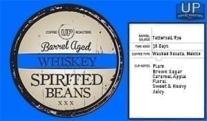 Spirited Beans Series – Tattersall Whiskey