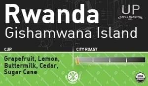 Rwanda Gishamwana Island