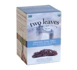 Two Leaves and a Bud Earl Grey