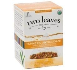 Two Leaves and a Bud Turmeric Antioxidant